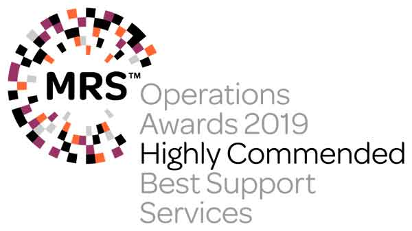 RP Translate win 'Highly Commended' at MRS Operations Awards